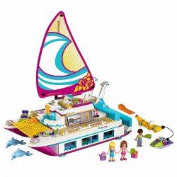 لگو کشتی ماجراجویی ۶۰۳ قطعه سری LEGO Friends
