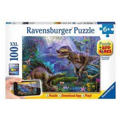 پازل تی رکس ۱۰۰ قطعه Ravensburger