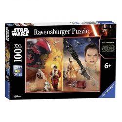 پازل جنگ ستارگان ۱۰۰ قطعه Ravensburger