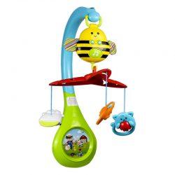 اسباب بازی آویز تخت زنبور موزیکال Winfun