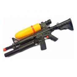 اسباب بازی تفنگ آبپاش تلمبه ای M16