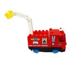 لگوی ماشین آتشنشانی موزیکال