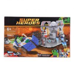 لگو قهرمانان ۲۴۴ قطعه سری Super Heroes