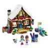 لگو کلبه ییلاقی ۴۰۲ قطعه سری LEGO Friends