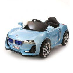ماشین شارژی BMW گهواره دار متالیک