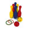 اسباب بازی بولینگ و حلقه پرتاب کیمیا
