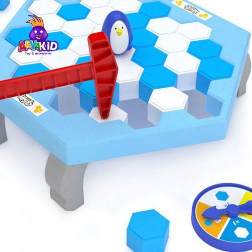 اسباب بازی فکری پینگو4