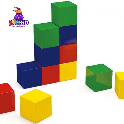 اسباب بازی مکعب های رنگی سنجاقک1