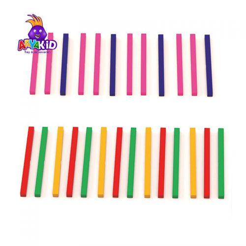 اسباب بازی چوب خط ۶۰ عددی3