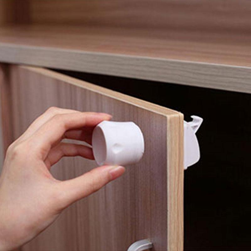 قفل کابینت کودک مگنتی نینیک |