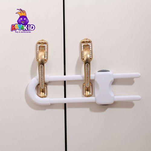 قفل کابینت کودک دو عددی نینیک1