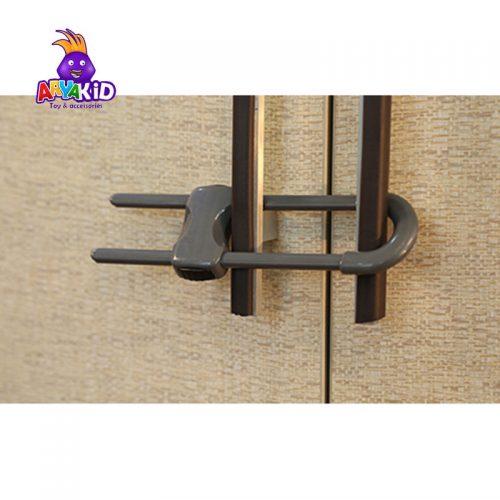 قفل کابینت کودک دو عددی نینیک3