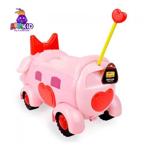 واکر و ماشین سواری طرح خوک