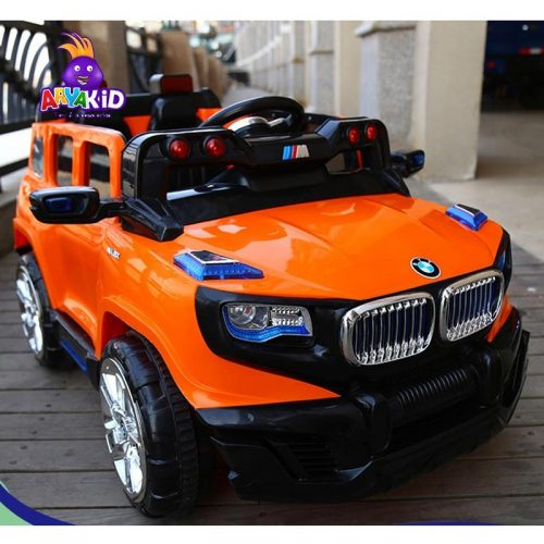 ماشین شارژی جیپ BMW مدل PA11187