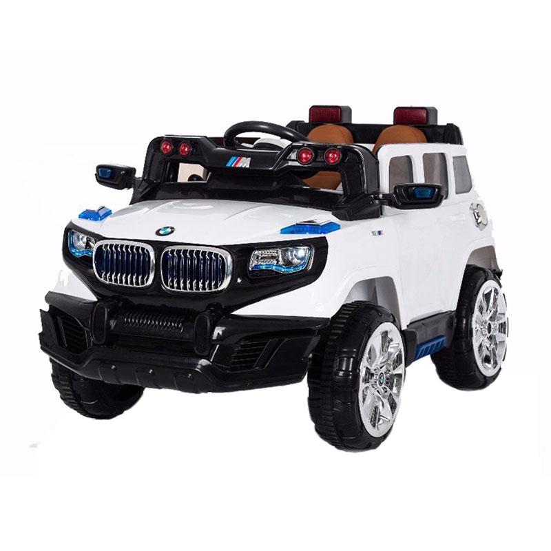 ماشین شارژی BMW مدل ۸۸۸۸ گهواره ای - آریاکید - فروشگاه آنلاین اسباب بازی و  کالای کودک