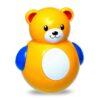 اسباب بازی رولی کوچک خرس تولو