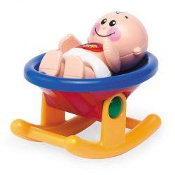اسباب بازی گهواره و نوزاد تولو