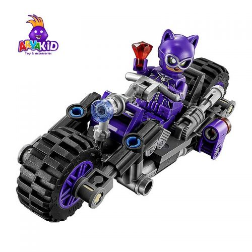 لگو تعقیب و گریز ۱۳۹ قطعه سری LEGO BATMAN1