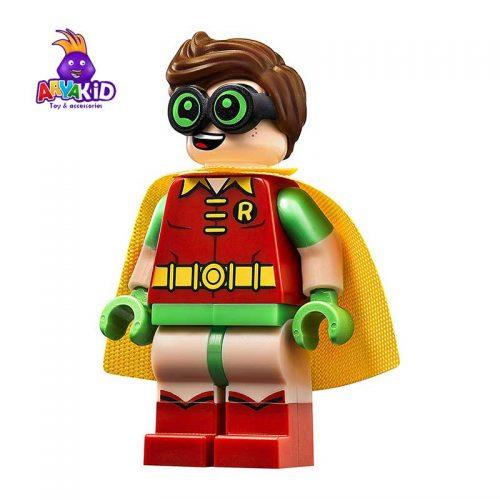 لگو تعقیب و گریز ۱۳۹ قطعه سری LEGO BATMAN2