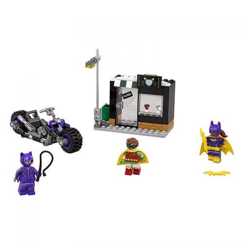 لگو تعقیب و گریز ۱۳۹ قطعه سری LEGO BATMAN