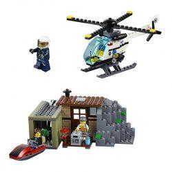لگو جزیره کلاهبرداران ۲۴۴ قطعه سری LEGO CITY