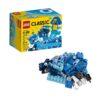 لگو جعبه خلاق آبی ۷۸ قطعه سری LEGO CLASSIC