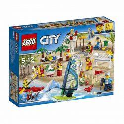 لگو سرگرمی در ساحل ۱۶۹ قطعه سری LEGO CITY