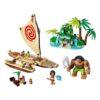 لگو سفر دریایی موانا ۳۰۷ قطعه سری LEGO DISNEY