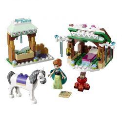 لگو ماجراجویی آنا ۱۵۳ قطعه سری LEGO DISNEY