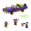لگو ماشین جوکر ۴۳۳ قطعه سری LEGO BATMAN