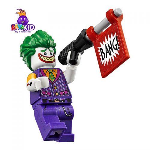 لگو ماشین جوکر ۴۳۳ قطعه سری LEGO BATMAN9