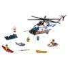 لگو هلیکوپتر نجات ۴۱۵ قطعه سری LEGO CITY