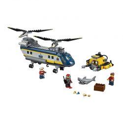 لگو هلیکوپتر ۳۸۸ قطعه سری LEGO CITY