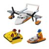 لگو هواپیمای نجات ۱۴۱ قطعه سری LEGO CITY