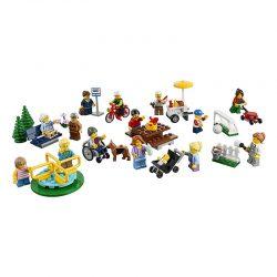 لگو پارک شهر ۱۵۷ قطعه سری LEGO CITY