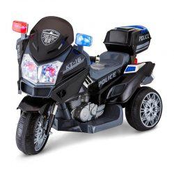 موتور شارژی سه چرخ پلیس