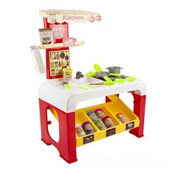 میز خمیر بازی طرح آشپزخانه