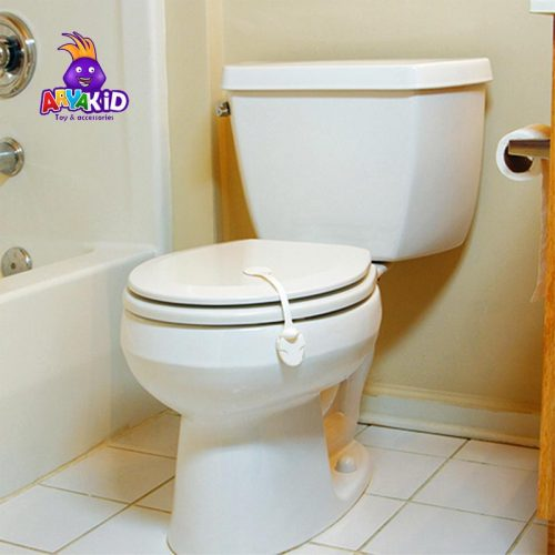قفل توالت فرنگی دریم بیبی4