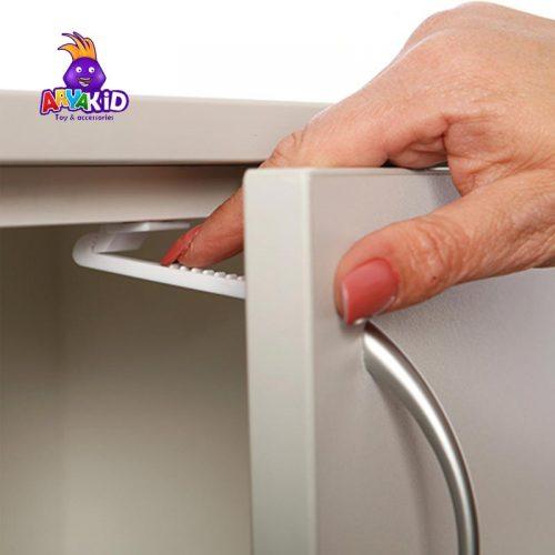 قفل درب کابینت مخفی ۲ تایی دریم بیبی4