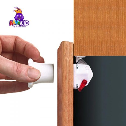قفل کابینت و کشو مگنتی دریم بیبی2
