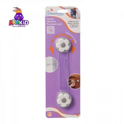 قفل کابینت کودک طرح گل دریم بیبی4