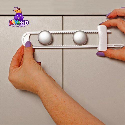 قفل کابینت کودک کشویی دریم بیبی3