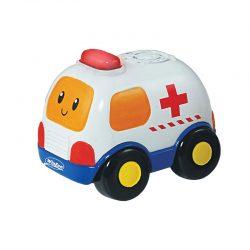 ماشین آمبولانس موزیکال Winfun