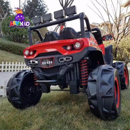 ماشین شارژی جیپ مدل XLJ58844