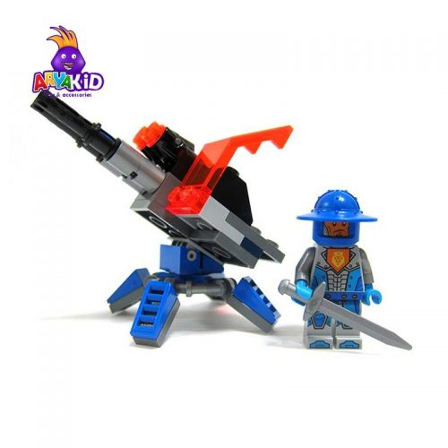 لگو ابزار جنگی ۴۳ قطعه سری LEGO NEXO Knights1