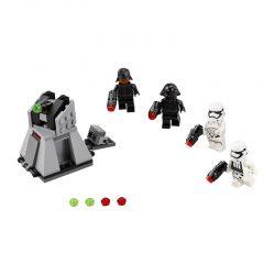 لگو اولین نبرد ۸۸ قطعه سری LEGO Star Wars