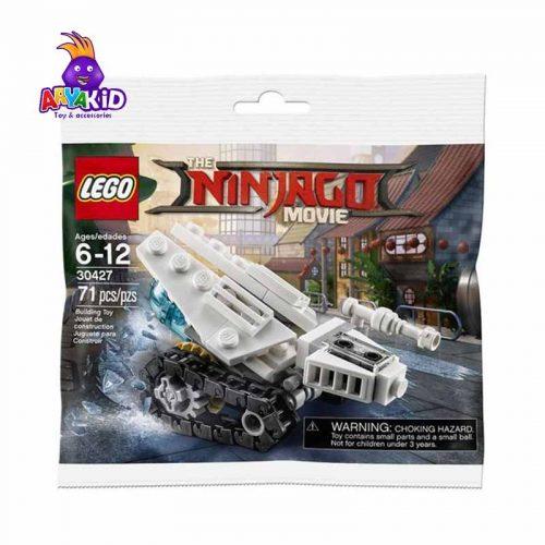 لگو تانک یخی ۷۱ قطعه سری LEGO Ninjago1