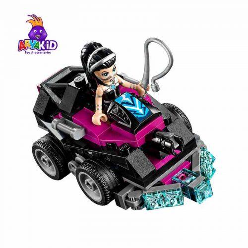 لگو تانک ۱۴۵ قطعه سری LEGO Super Hero Girls1