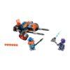 لگو توپخانه ۹۸ قطعه سری LEGO NEXO Knights
