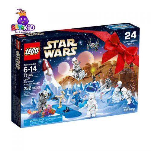 لگو جعبه شانس ۲۸۲ قطعه سری LEGO Star Wars0